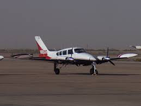 airplane appraisal Cessna 320D