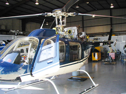 Bell 407 NAAA Helicopter