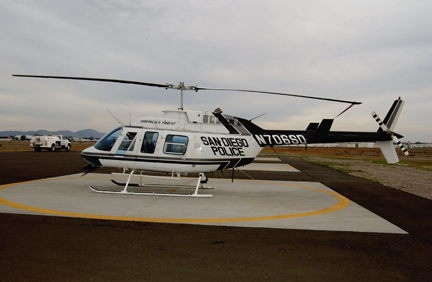 Bell 206L1 helicopter appraisal