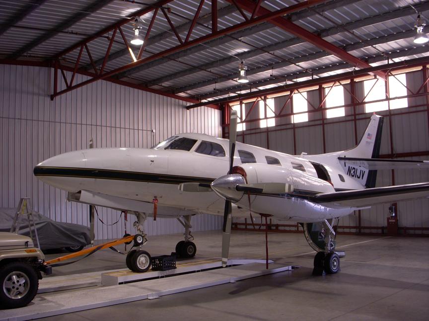 Merlin IIIC airplane appraisal