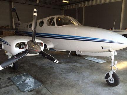 Cessna 340 aircraft appraiser