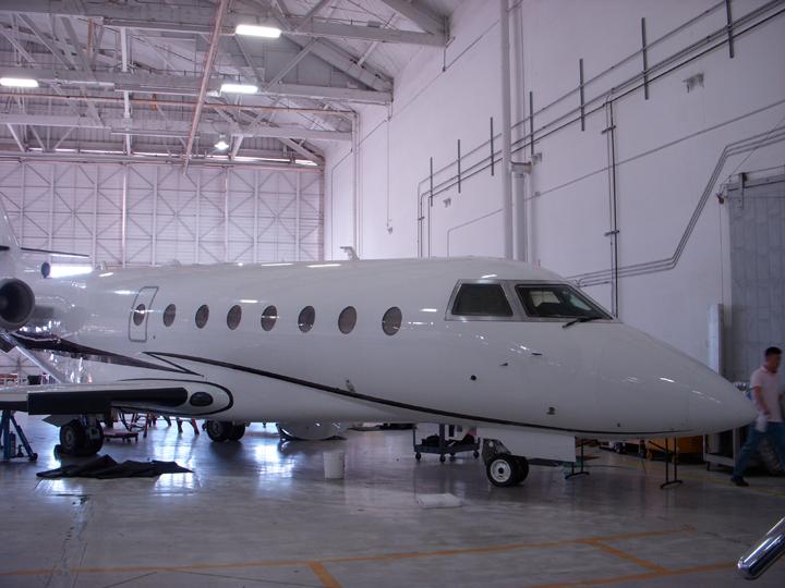 Galaxy corporate jet appraisal