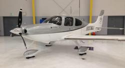 Cirrus SR22 airplane appraiser