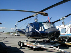Bell UH-1H helicopter appraiser