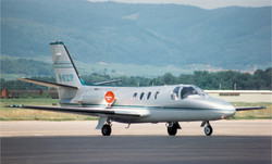 Cessna 501 jet appraisal
