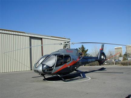 EC-130 helicopter appraiser