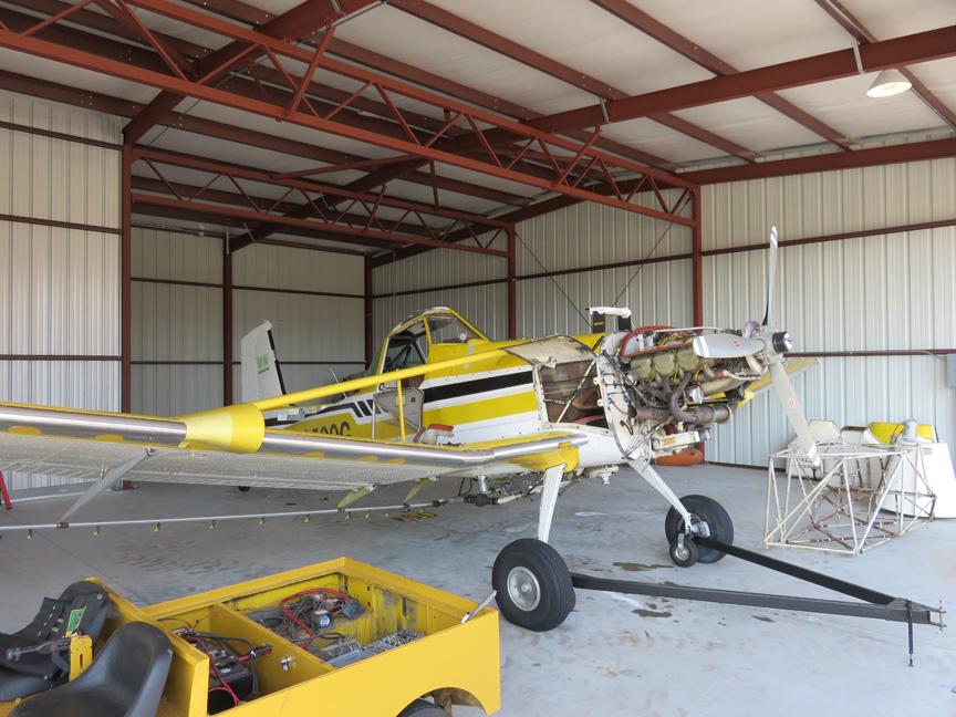 Cessna 188B agriculture appraiser