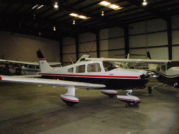 Piper PA28 Dakota airplane appraisal