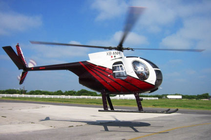 MD500C helicopter appraisal