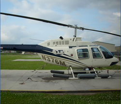 Bell 206 helicopter appraisal
