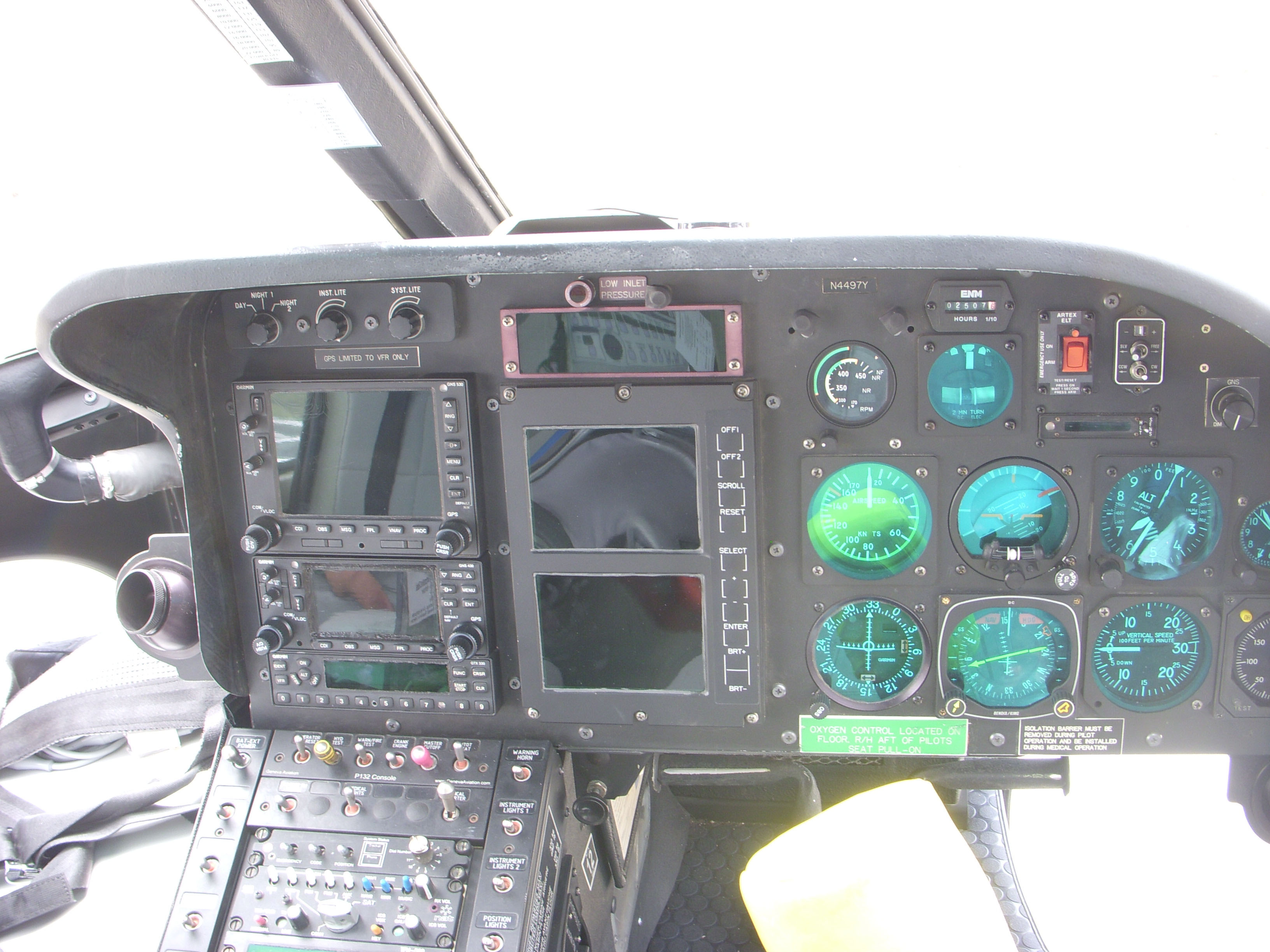 helicopter instrument appraisal