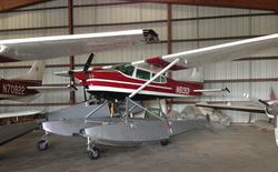 Cessna 185 floatplane appraisal