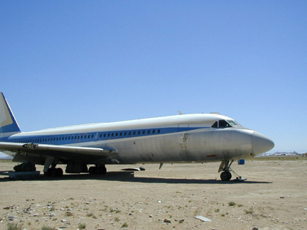 Convair museum aircraft appraisal