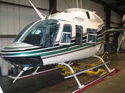 Bell206L helicopter appraisal