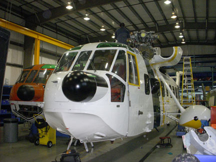 Sikorsky S61 helicopter appraisal