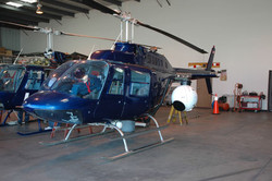 Bell 206B helicopter NAAA appraise