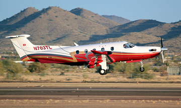 airplane appraisers Pilatus PC-12/47