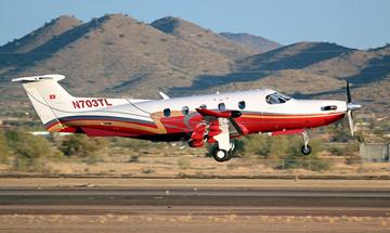 airplane appraisers Pilatus PC-12/47
