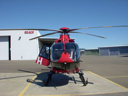 Airbus EC135 helicopter appraisal