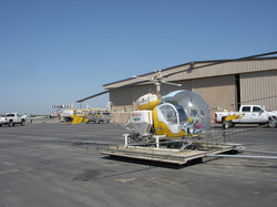 Bell 47 helicopter appraisal