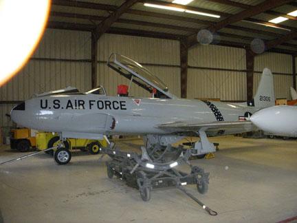 T33 warbird appraiser
