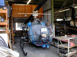 Bell 47D1 helicopter appraisal