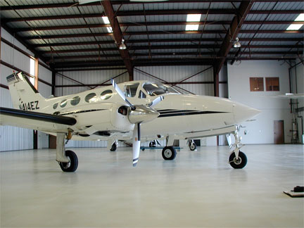 Cessna 414 NAAA airplane appraisal