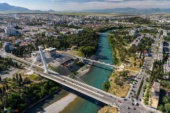 Podgorica city