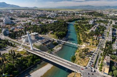 Podgorica city