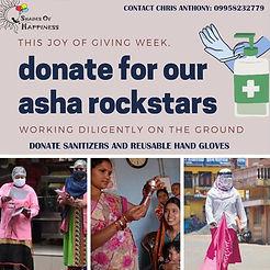 Donate For Rockstars