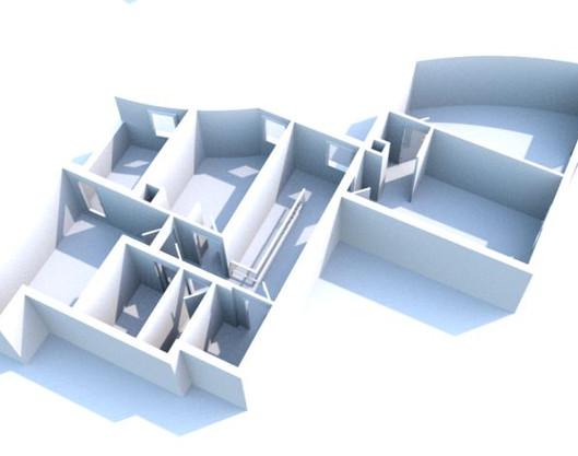 Plan du 11 eme étage