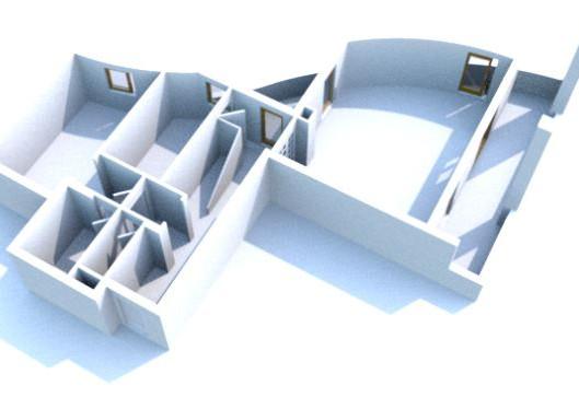 Pland du 10 eme étage