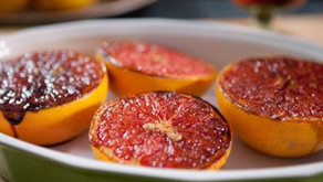 Recipe: Brown Sugar-Spiced Grapefruit