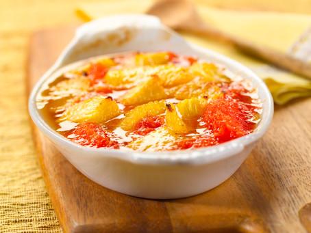RECIPE: Warm Citrus Bake