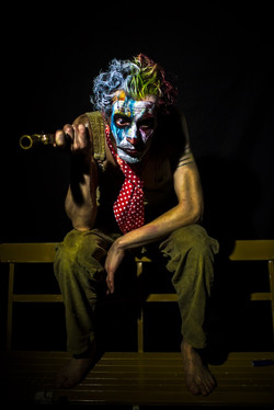 """""""So What ? Because I'm a Clown..."""