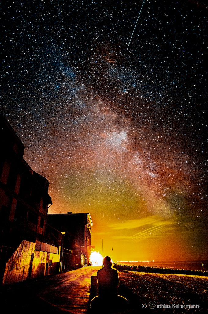 The sky Chaser... Milky Way