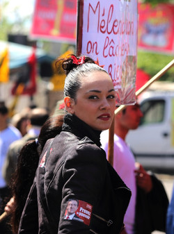 About French & Strikes -May 1st 2012