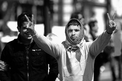 Kurd Manifestation - Paris
