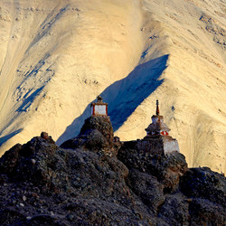 The last Sunbeam - Himalaya