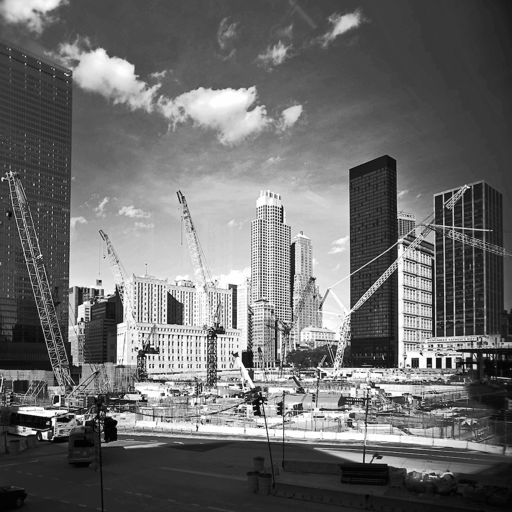 Rebuilding Ground Zero