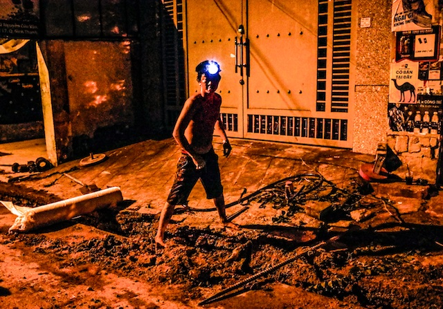 Night Workers - A - HCMC