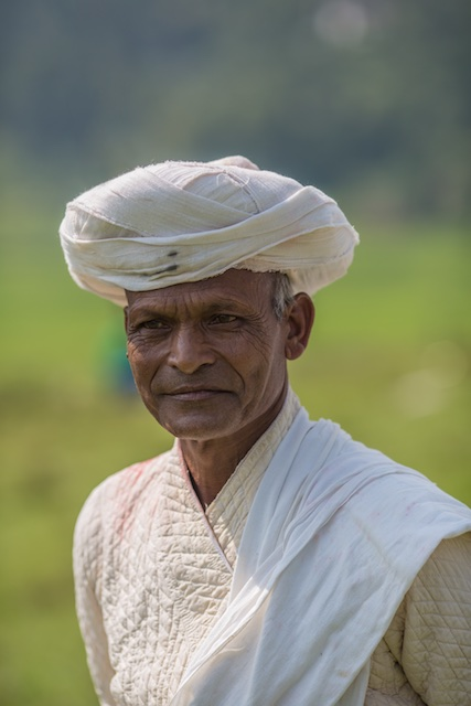 Priest - Nepal