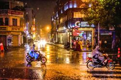 Rainning Lights - HCMC