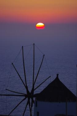 Oia Sunset - Cyclades