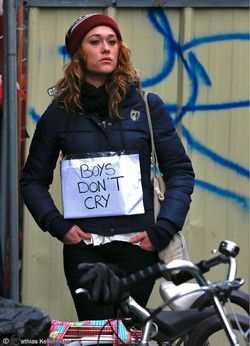 Boy's Don't Cry...