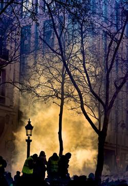 Acte 18 G.J. Paris Champs-Elysées