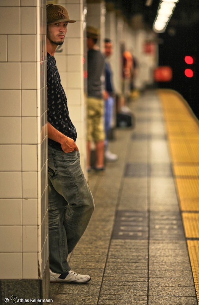 Traveller - Subway - New York