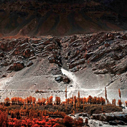 Gradiant Colors - Indus Valley