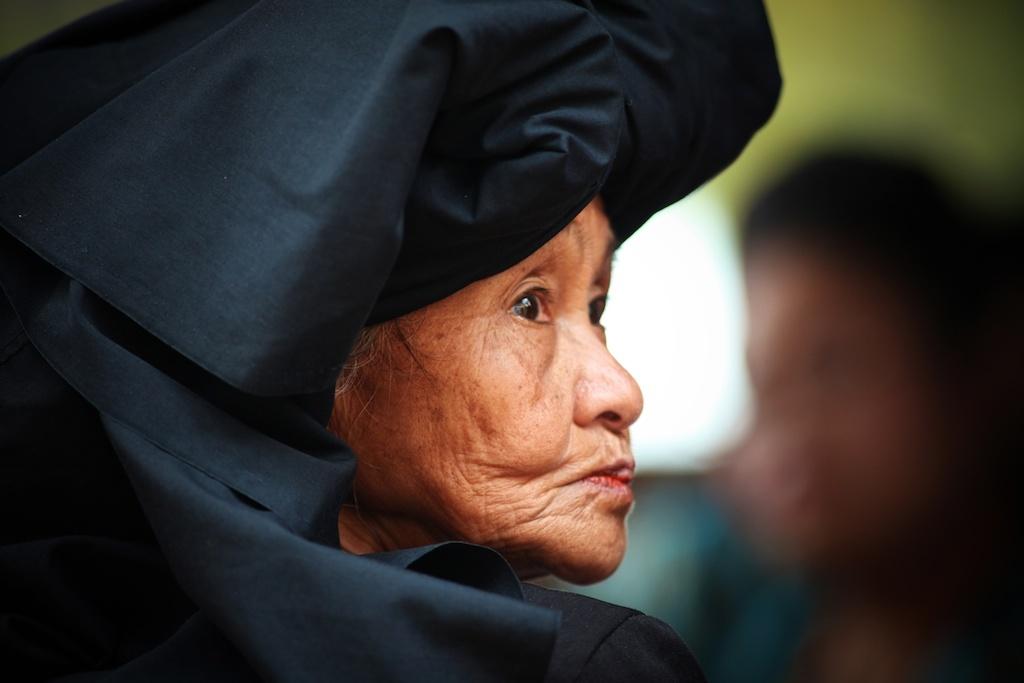 Torajanese woman - Borneo