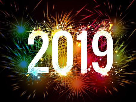 Let's Celebrate 2019